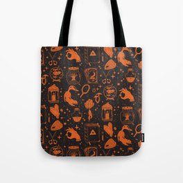Far Into The Night Tote Bag