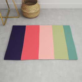 Intertwined Lovers Rug