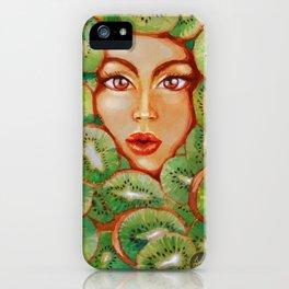 Waterkiwi iPhone Case