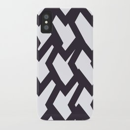 Almost Houndstooth iPhone Case