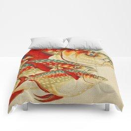 Fish Classic Designs 1 Comforters
