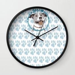 IHADRO.org Wall Clock