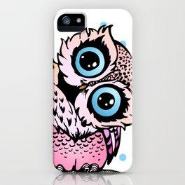 Baby Owl iPhone Case
