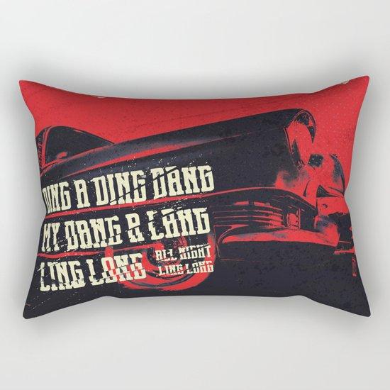 My DANG! Rectangular Pillow