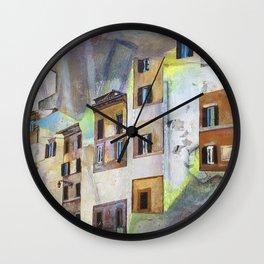 L'Aventure Wall Clock
