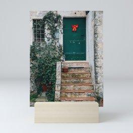Matera Residential 02 Mini Art Print