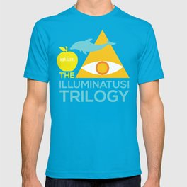 The Illuminatus! Trilogy T-shirt