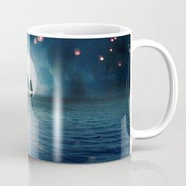 Travel through the Lights Coffee Mug