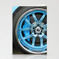 lamborghini Stationery Cards featuring Lamborghini by Captive Images Photography