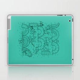 The Tire Dragon Laptop & iPad Skin