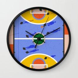 Hoops Wall Clock