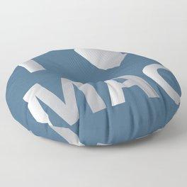 I heart Mac Floor Pillow