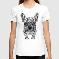 bioworkz T-shirts featuring Frenchie by BIOWORKZ