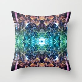 Eurphoria Throw Pillow