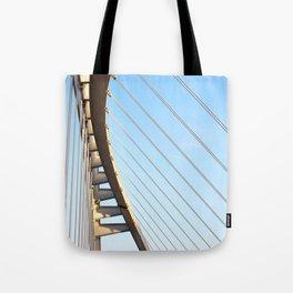 Span Tote Bag