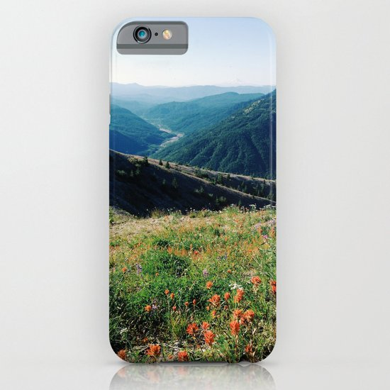 Gifford Pinchot National Forest iPhone & iPod Case