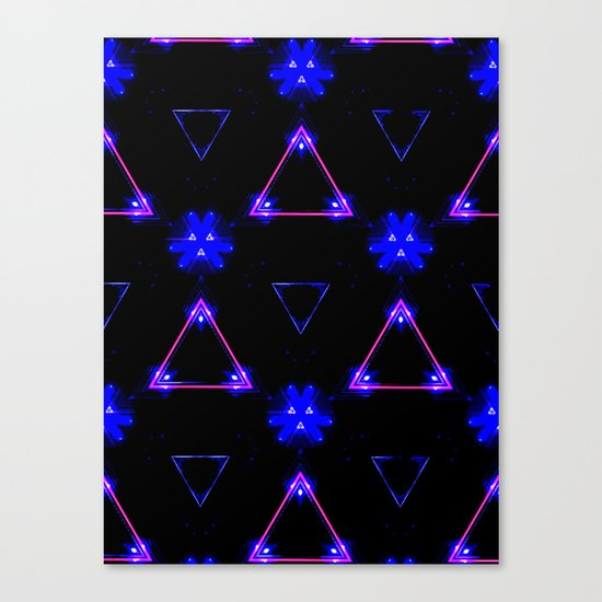 DNA DREAMS III Canvas Print