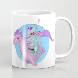 THE RIDDER Coffee Mug