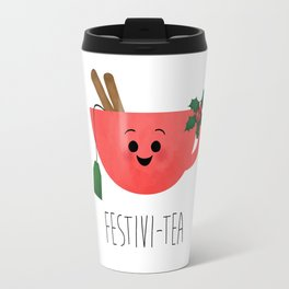 Festivi-tea Travel Mug