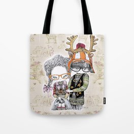Hansel & Gretel by Carine-M Tote Bag