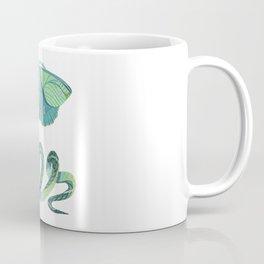 Moth and Snake Coffee Mug