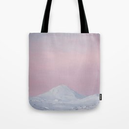 Candy mountain - Landscape and Nature Photography Tote Bag
