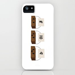 Brownie Points iPhone Case