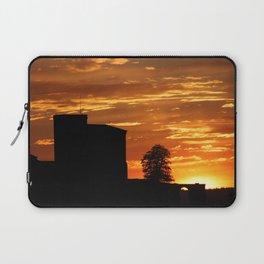 Castle Sunset  - JUSTART © Laptop Sleeve