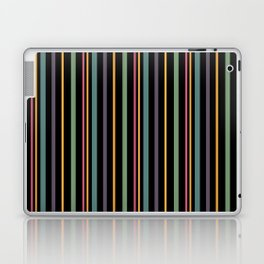 A fun striped pattern . Laptop & iPad Skin