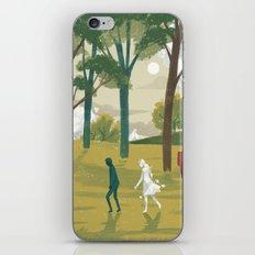 Glitch 01 iPhone & iPod Skin