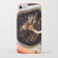 mushroom iPhone & iPod Cases featuring Mushroom by UMe Images