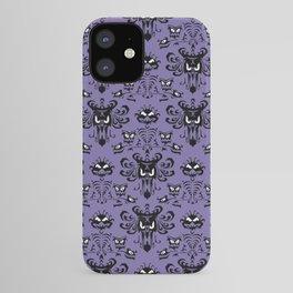 Purple Wallpaper iPhone Case