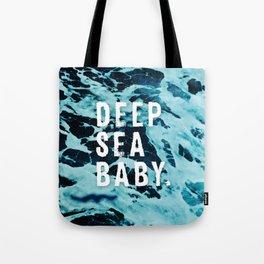 Deep sea baby, Ocean Lovers Tote Bag