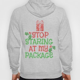 Christmas Gifts Packages Kids Funny Shirt Hoody