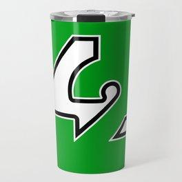 42 - Green Travel Mug
