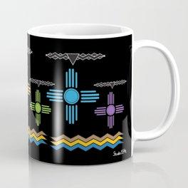Albuquerque Night Colors Coffee Mug