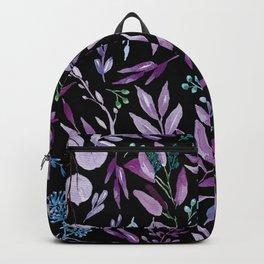 Eucalyptus Violet Backpack