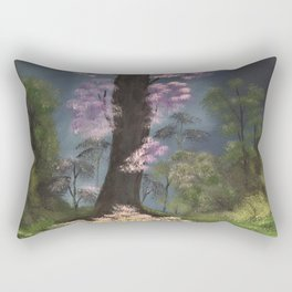 Majestic tree - Queen of the Forest Rectangular Pillow