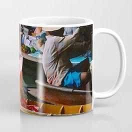Thailand Floating Market Coffee Mug