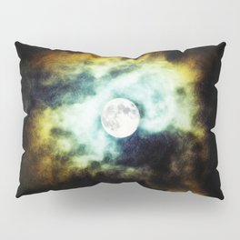 The Darkness Comes Pillow Sham