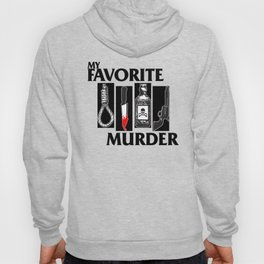 MY FAVORITE MURDER X BLACK FLAG Hoody