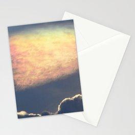 Nube Iridiscente Stationery Cards