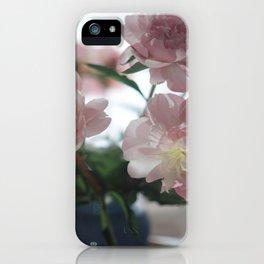 LOUVE FLORALE iPhone Case