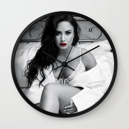 Demi #12 Wall Clock
