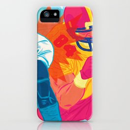 American Football iPhone Case