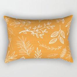 In The Wind / Autumn Rectangular Pillow