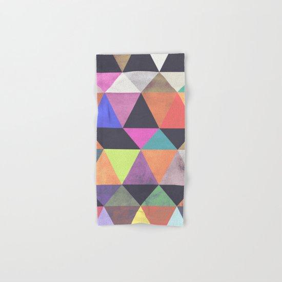 colour + pattern 12 Hand & Bath Towel