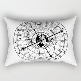 Astronomical Clock Rectangular Pillow