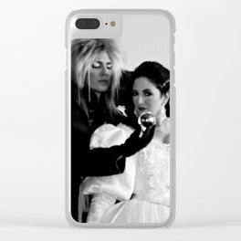 Dream Crystal Clear iPhone Case