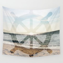 Wheel Wall Tapestry